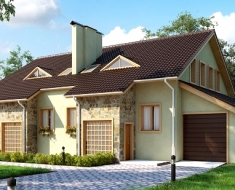 Проект дома AS-433-2