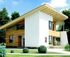 Современный стильный дом КП 183-2
