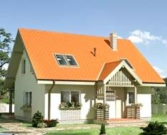 Отличный дачный дом  НО 203-9